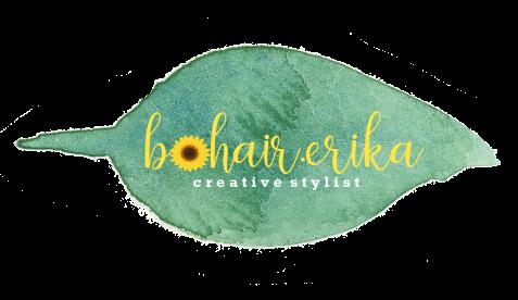 BoHairErika Logo